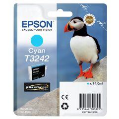EPSON T32424010 INK T3242 14MLCYAN