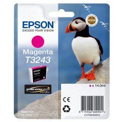 EPSON T32434010 INK T3243 14MLMAGENTA