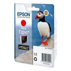 EPSON T32474010 INK T3247 14MLRED