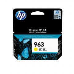 HP 3JA25AE 963 INK CARTRIDGE YELLOW