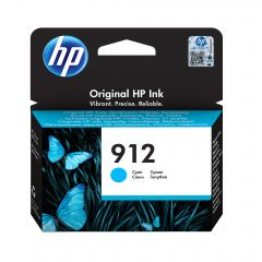 HP 3YL77AE INK 912 CYAN ORIGINAL