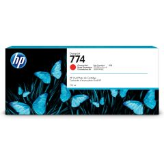 HP P2W02A INK 774 775-ML CHROMATIC RED
