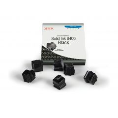 XEROX 108R00608 INK PH8400 BK 6.8K 6STIC