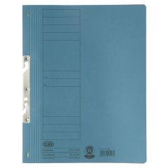 Dosar carton incopciat 1/1  ELBA - albastru