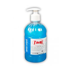 Sapun lichid 500ml, cu pompita, Fabi