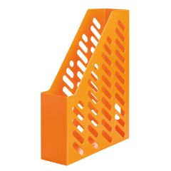 Suport vertical plastic pentru cataloage HAN Klassik Trend-colours - orange