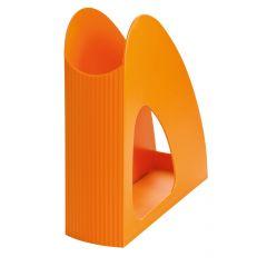 Suport vertical plastic pentru cataloage HAN Loop Trend-Colours - orange
