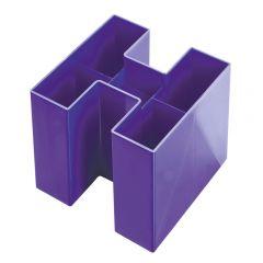 Suport pentru instrumente de scris, HAN Bravo Trend-Colours - lila