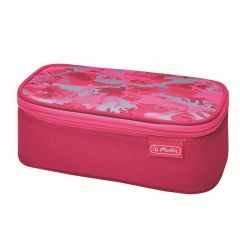 NECESSAIRE BE.BAG BEAT BOX CAMOUFLAGE PINK