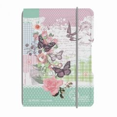 CAIET MY.BOOK FLEX A6 40F PATRATELE LADYLIKE FLUTURE