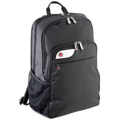 "Rucsac laptop 15.6"" - 16"", polyester, I-stay Launch - negru"