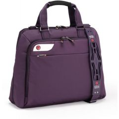 "Geanta dama, laptop 15.6"" - 16"", polyester, I-stay Launch Ladies - mov"