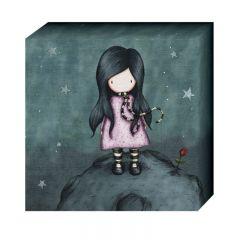 Tablou mediu Gorjuss - Because She Is My Rose