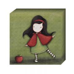 Gorjuss Pictura pe panza - Little Red