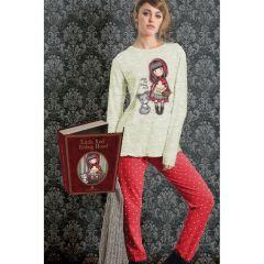 Pijama copii Gorjuss Little Red Riding Hood