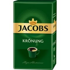 Cafea Jacobs kronung, 500 gr./pachet - macinata - (calitate pentru Germania)