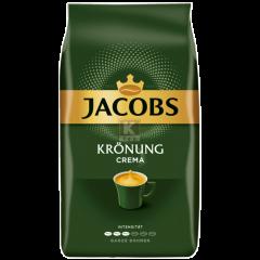 Cafea Jacobs kronung cafe crema, 1000 gr./pachet - boabe - (calitate pentru Germania)