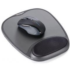 Kensington Mouse Pad Gel cu suport pentru incheietura integrat - negru