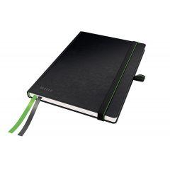 Caiet de birou LEITZ Complete, A5, velin - negru