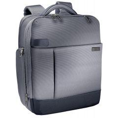 """Rucsac LEITZ Complete pentru Laptop 15,6"""" Smart Traveller - argintiu"""