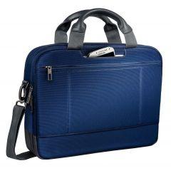 "Geanta LEITZ Complete pentru Laptop 13,3"" Smart Traveller - albastru/violet"