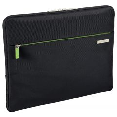 "Husa LEITZ Complete pentru Laptop 13,3"" Smart Traveller - negru"