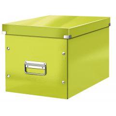 Cutie LEITZ Click & Store Cub, mare - verde
