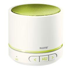 Mini-difuzor portabil LEITZ Wow cu Bluetooth - verde metalizat