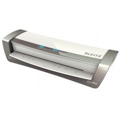 Laminator LEITZ iLAM Office Pro, A3, 80-175 microni - argintiu
