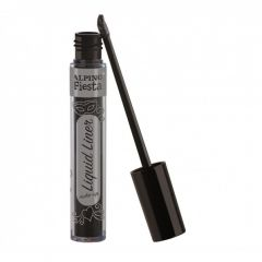 Tub machiaj, 6gr., ALPINO Make-Up Liquid Liner - negru