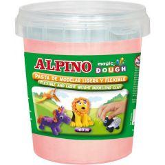 Plastilina magica, 160 grame/cutie, ALPINO - culoarea pielii
