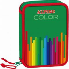 Penar dublu, cu 2 fermoare, echipat, ALPINO Colors
