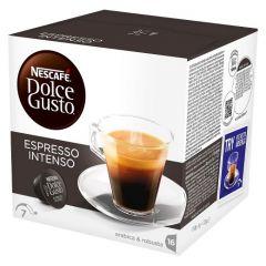 Nescafe Dolce Gusto ESPRESSO Intens , 16 buc/cutie