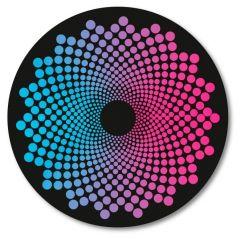 Abtibilduri roti, 2buc/set, Roller NIKIDOM - Dots