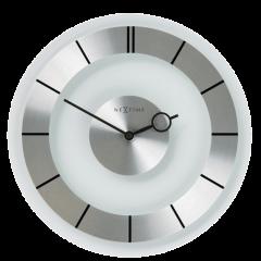 Ceas de perete, D-31cm, sticla, NeXtime - Retro