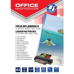 Folie pentru laminare, A3 100 microni 100buc/top Office Products