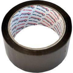 Banda adeziva 48mm x 66 y, 45 microni, Optima - maro