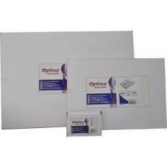 Folie pentru laminare,  A4 (216 x 303 mm), 100 microni 100buc/top Optima