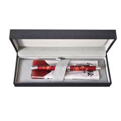 Pix multifunctional de lux PENAC Maki-E - Sensu, in cutie cadou, corp bordeaux