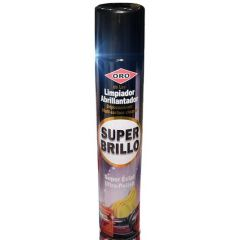 Spray pentru curatat mobila, 400ml, ORO SuperBright