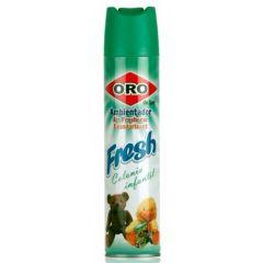 Spray odorizant pentru camera, 300ml, ORO Fresh - Baby Cologne