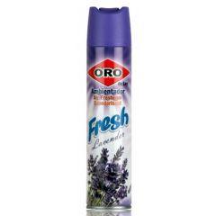 Spray odorizant pentru camera, 300ml, ORO Fresh - Lavander