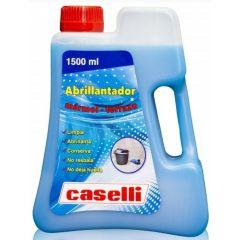 Detergent  Caselli - A9, curatare, polishare, stralucire, pt. marmura si granit, 1.5 litri -albastru