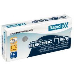 Capse Rapid 66/6 R, 5000buc/cutie