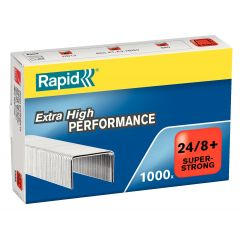 Capse RAPID Super Strong 24/8+, 1000 buc/cutie