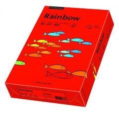Hartie color,A4,80g/mp 500coli/top , RAINBOW - DARK RED 88042475