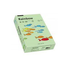 Hartie color copiator, A4,80gr/mp,500 coli/top,Rainbow - vernil