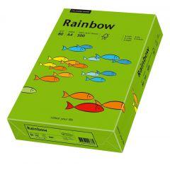Hartie color,A4,80g/mp 500coli/top , RAINBOW - verde 88042651