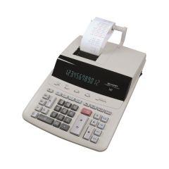 Calculator cu banda, 12 digits, 345 x 250 x 87 mm, SHARP CS-2635RHGYSE - gri