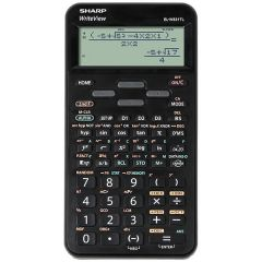 Calculator stiintific, 16 digits, 422 functiuni, 157x78x15 mm, SHARP EL-W531TL - negru